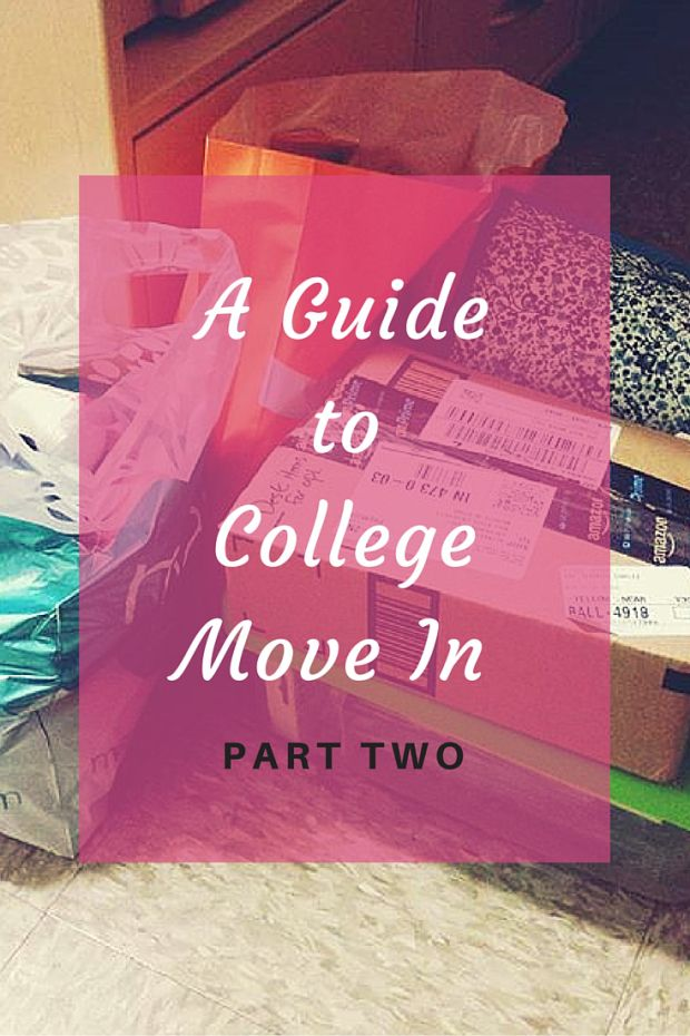 Have you been wondering how to be a star at college move in? Click here for the complete guide to rocking college move in! #college #movein