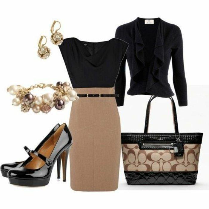 ▷ 1001+ ideias para vestidos de negócios para mulheres com estilo   – Damenmode