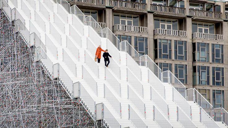 Rotterdam - Stairs