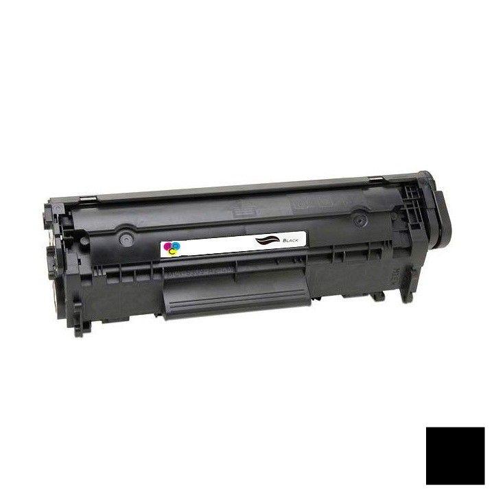 Printer cartridge voor HP Satera MF4120 Q2612A.