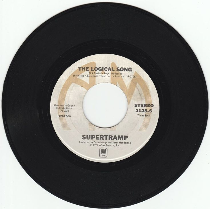 1979    THE  LOGICAL  SONG   -   SUPERTRAMP #RocknRoll