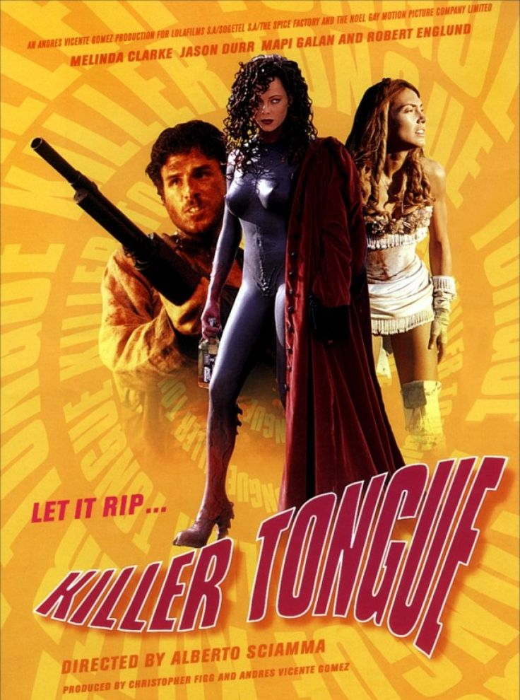 Killer Tongue (1996) Horror/Wierd shit