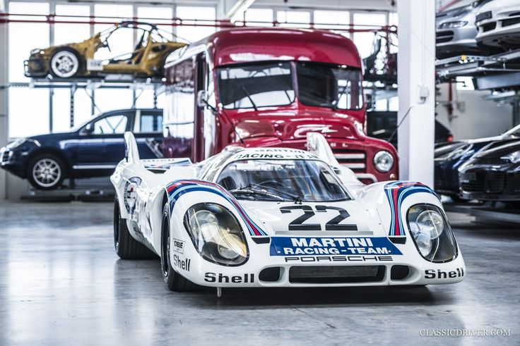 This Le Mans-winning Porsche 917 was a one-hit wonder | Classic Driver Magazine