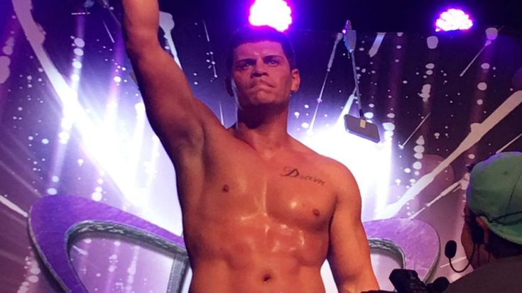 Cody Rhodes makes a simple request to the fans