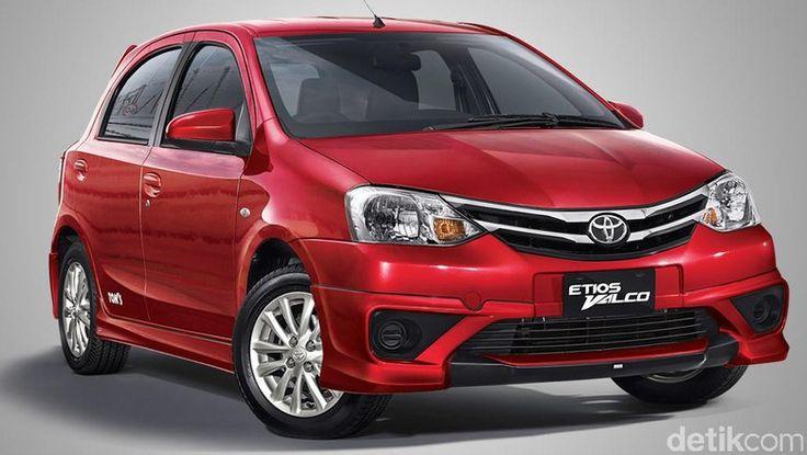 Toyota hanya menawarkan Etios bertransmisi manual di Indonesia