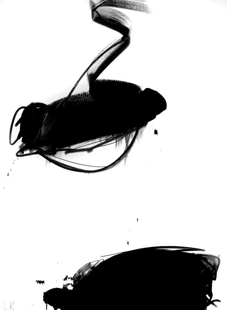 THE OPEN FIELDS N°14 / Dimensions : 97 cm x 130 cm / Techniques de réalisation : acrylique et encre sur toile / Date de création : 2011 / Support : Toile / Tarif : http://www.art-acquisition.com/fr/content/open-fields-n°14
