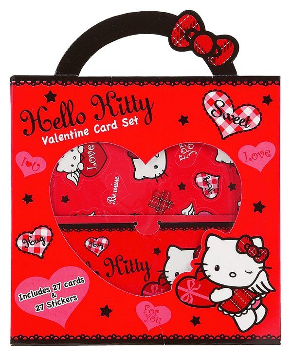 289 best Hello Kitty images – Hello Kitty Valentine Cards