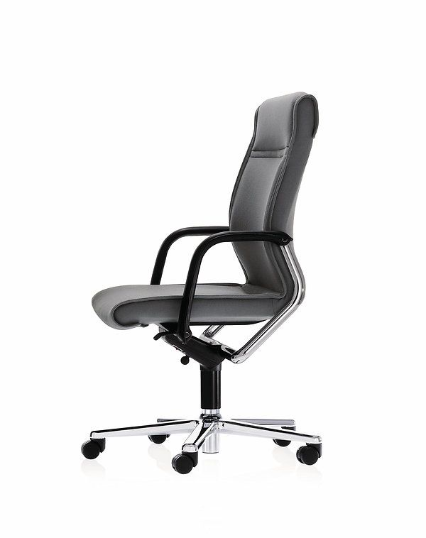 Fs line classic office swivel chair design klaus franck for 1980s chair design