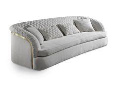 Upholstered sofa PORTOFINO by Cantori | design Sante Cantori