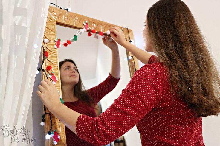 Inexpensive handmade Christmas ornaments