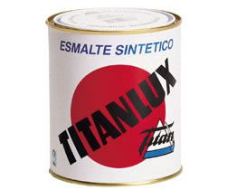 """Titanlux: Firma de pinturas, """"lux"""" es una voz latina que significa """"luz"""", """"Titán"""" en cambio, es el nombre genérico de doce dioses gigantes  de la Mitología Griega."""
