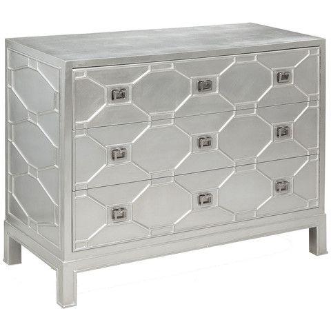 Bassett Mirror Sterling Hall Chest A9240EC – Benjamin Rugs & Furniture