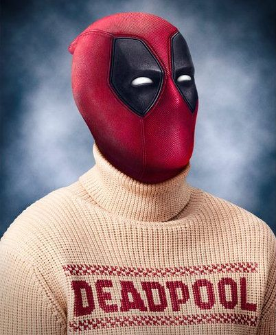 Deadpool Wears A Coffin Made Out Of Adorable