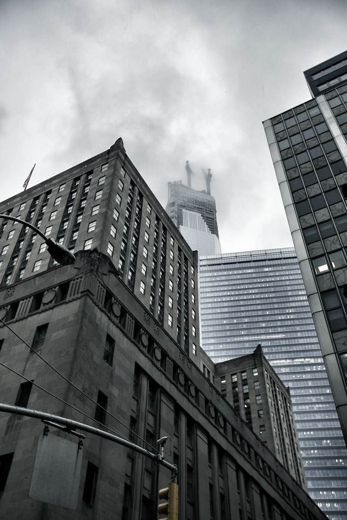 563 best buildings in new york images on pinterest for Broker fee nyc