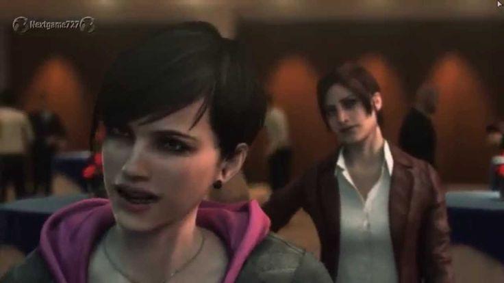 Pasando Resident Evil Revelations 2, episodio 1 PC   Parte 1..............