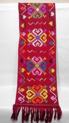 Hand Woven Buna Krawang Size 39×120