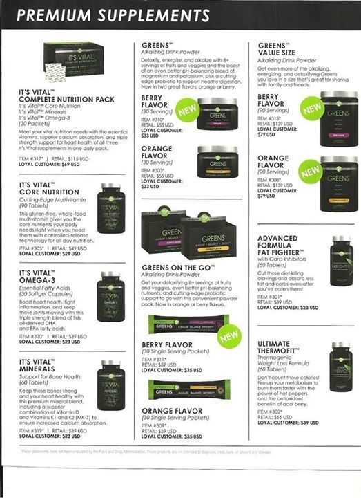 So many great products offered through It Works.  What is your need? We have a product for you :)            It Works! Body Wraps  a whole lot more! Let me help you change your life!!
