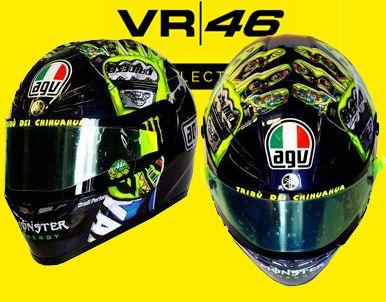 Helm AGV VR46