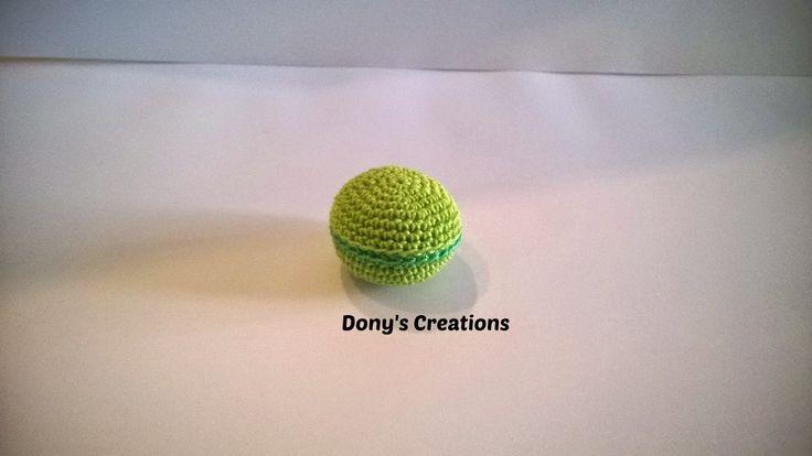 Dony's Creations   by Donatella Saralli : Macaron _ pattern free