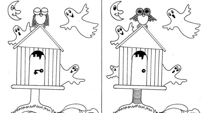 Halloween k pohledání – Dětské stránky