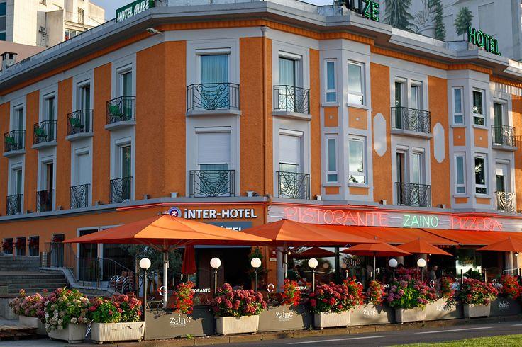 Évian-les-Bains Hôtels Alizé   Inter-Hotel : Galerie
