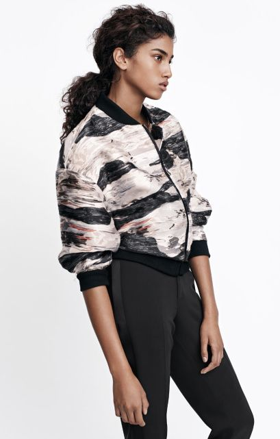 must have jacket HM Conscious 2015 collection! 16th April!