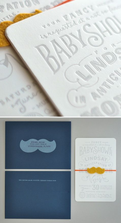 """Baby shower invite inspiration. Could make the theme revolve around not knowing if its a boy or girl. """"Care for a wager? Mustache? Lips? Weight in at the baby shower!"""""""