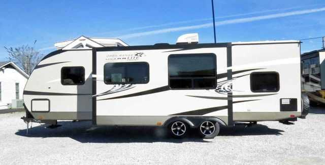2016 New Highland Ridge Rv ULTRA LITE 2704BH Travel Trailer in Alabama AL.Recreational Vehicle, rv, NEW LINE OF LIGHT WEIGHT TRAILERS FROM OUR BEST SELLING TRAILER MANUFACTURER: OPEN RANGE. CALL FOR OUR SPECIAL SALE PRICE