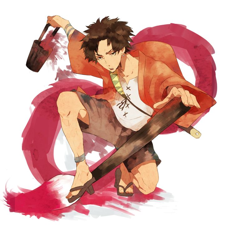 Samurai Anime Characters : Best images about samurai champloo on pinterest