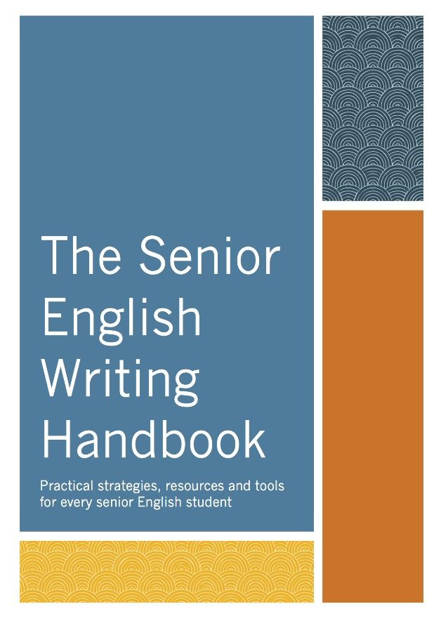 The Senior English Writing Handbook Full Preview