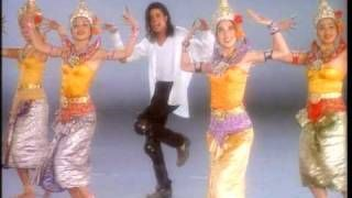 Michael Jackson - Black Or White (Complete Version), via YouTube.