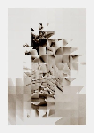 fieldabstract:  Glitch Collection by Ryan Frank