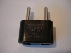 Greece - What Kind of Electric Adapter Plug Will You Need?: Greece Adapter Plug
