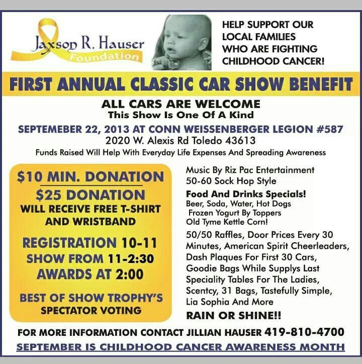5th annual beating cancer benefit