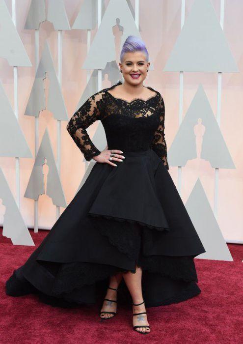 Kelly Osbourne w sukni Rita Vinieris, Oscary 2015