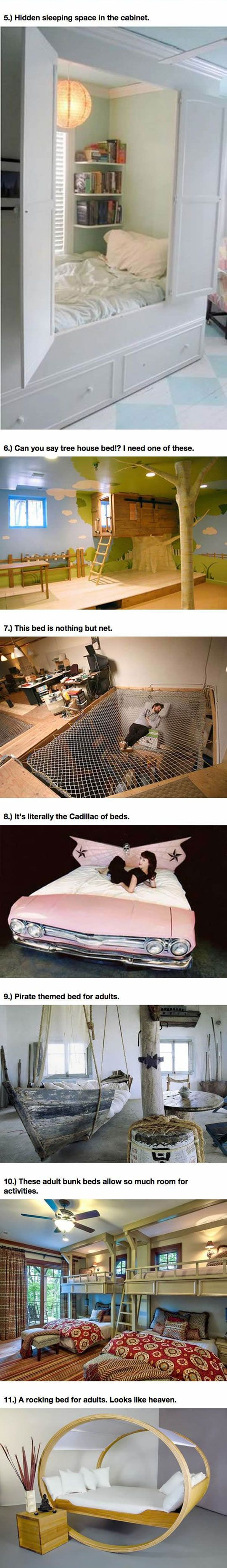 Really Cool Beds 2