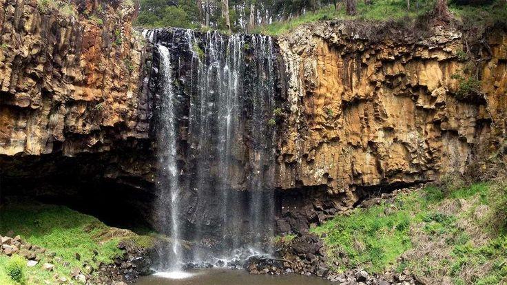Trentham Falls, Daylesford and the Macedon Ranges, Victoria, Australia
