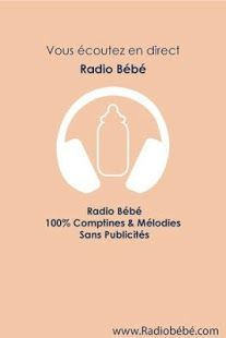 Radio Bébé– Vignette de la capture d'écran
