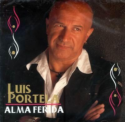 Luis Portela cantor ALMA FERIDA Musica Portuguesa Portugal CD music