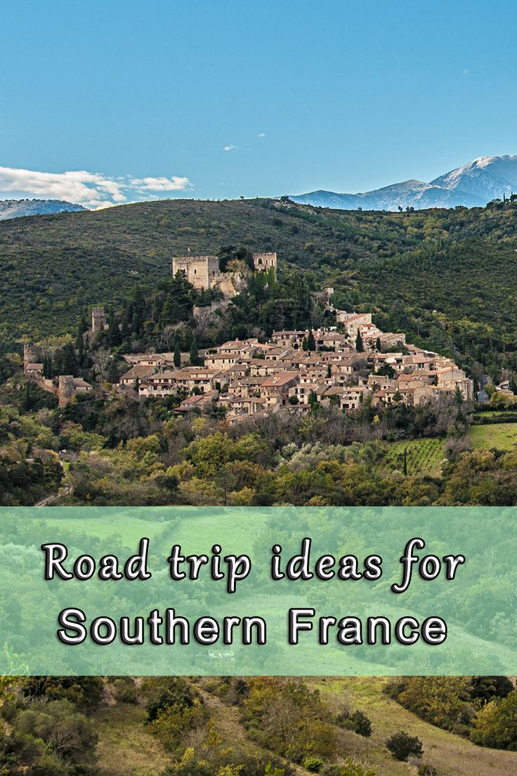 The South of France is full of wonderful villages that are mentioned amongst the most beautiful ones of the whole country. We take you on a road trip to see some of the nicest ones in the area of Perpignan. Click to read more and see more beautiful photos.