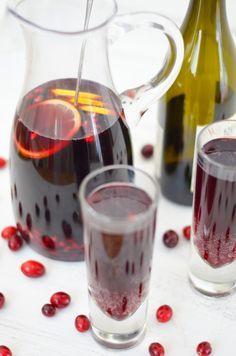 Pomegranate Ginger Sangria Recipe   Riunite Lambrusco Sweet Red Wine   Luci's Morsels :: LA Lifestyle Blog