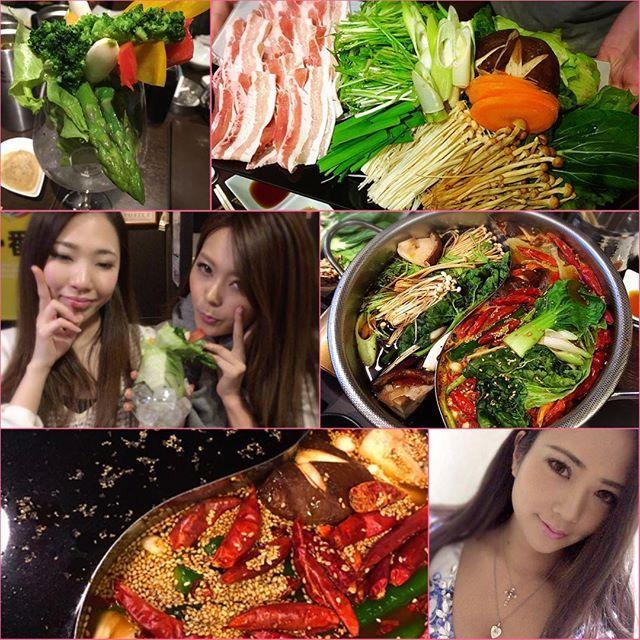 今日は会いたかった人に サプライズで会えて 幸せな日だった😭💕 * 仕事終わりに初くっく農園⭐️ 美味しかったなぁ😋 * みんなで写真撮るの忘れた😵 * 最近まぢで仕事終わりに 食べてばっかだー🐷 * #くっく農園#🐖#🐷#豚肉#しゃぶしゃぶ#肉#shabushabu#japanesefood#japanesegirl#girls#女子会#happy#幸せ#ありがとう#happytime#like4like#likeforlike#l4l