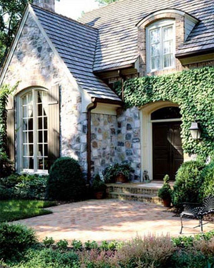 Brick Home Exterior Design Ideas: 25+ Best Ideas About Brick Exteriors On Pinterest