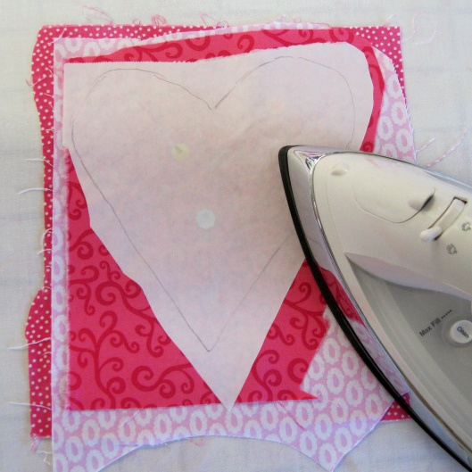 raw edge applique tutorial