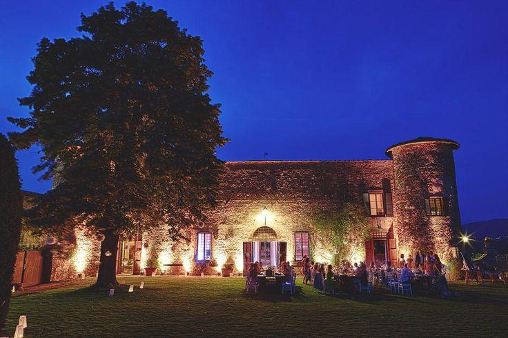 Castello di Gabbiano wedding