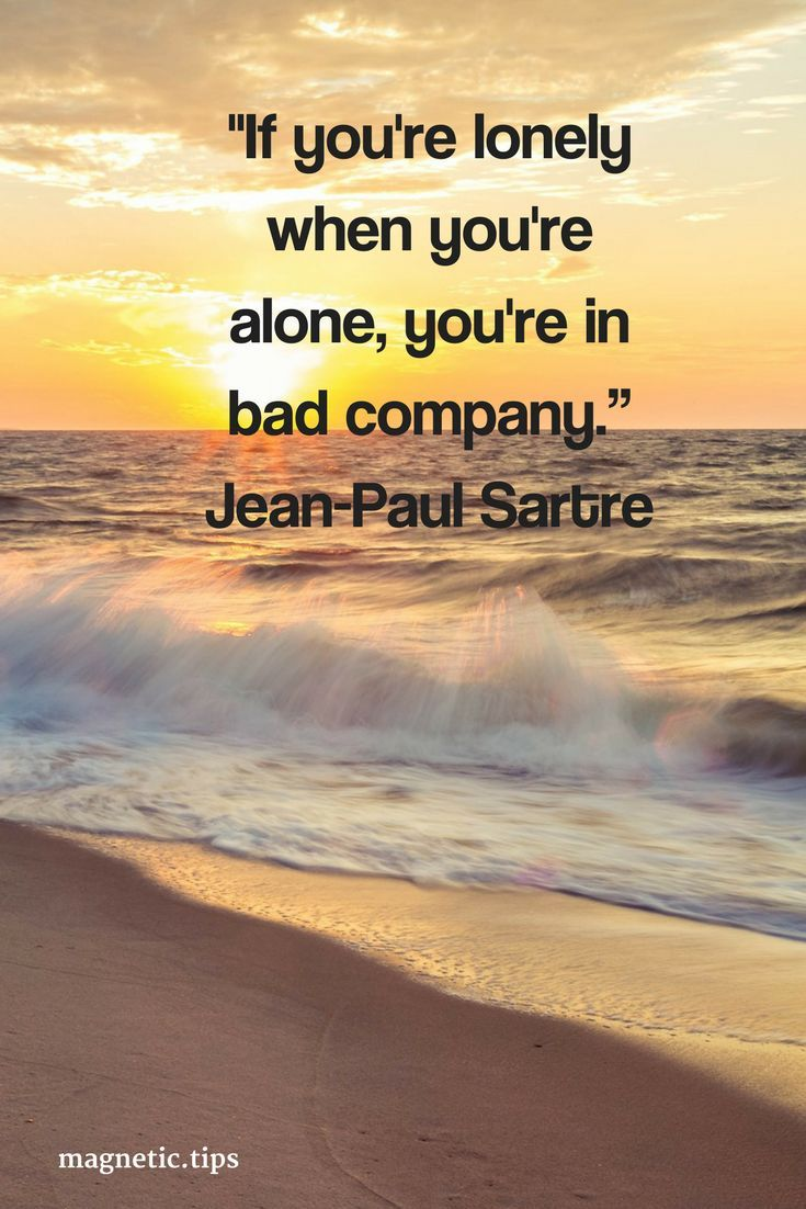 Loneliness doesn't mean being on your own. It's a state of mind, and you can be lonely in a relationship, or with a large circle of friends. Read my blog post to discover how to stop feeling lonely and be happy again