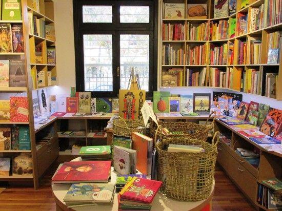 Librerias infantiles en Barrio Italia