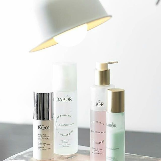 Babor Cleansing in the spot light