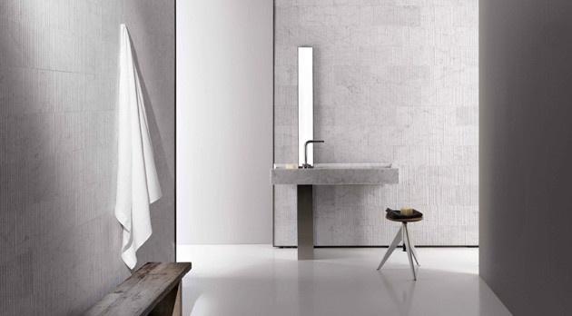 Designline Bad - Produkte: Piero Lissoni, Salvatori, Raw - Fliesen