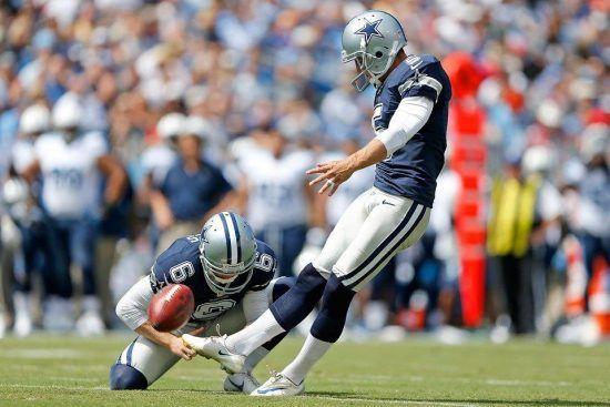 Cowboys' Kickers are Atheletes, too.   Football TalKK